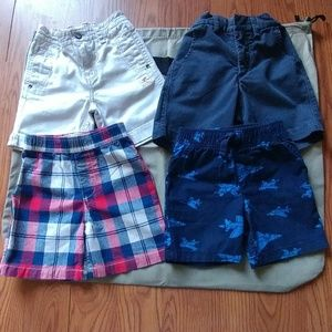 Lot of 4 short for boys